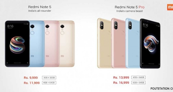 How to buy - Redmi Note 5 and Note 5 Pro, Specifications, reviews and more Image