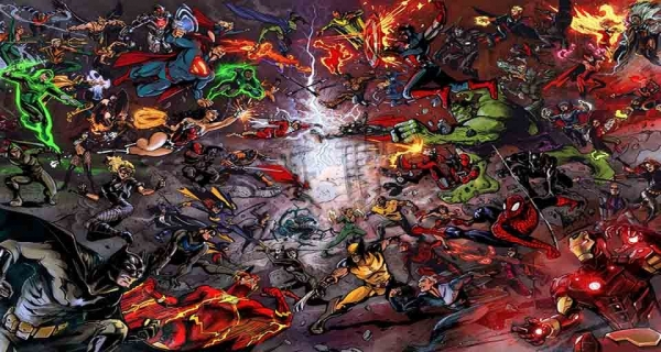 Who is better Marvel Avengers or DC Justice League? Image