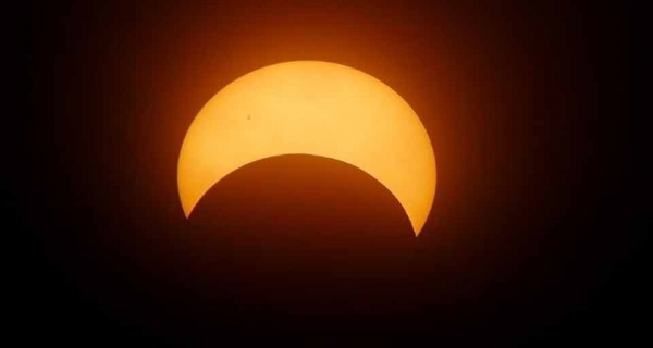 How and where to watch Partial Solar Eclipse 2018 Image