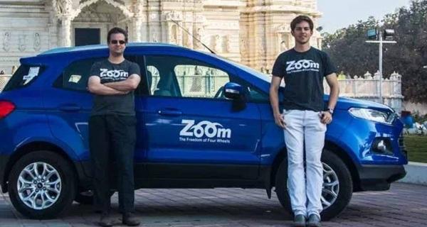 Mahindra & Mahindra funds Zoomcar for $40 million Image