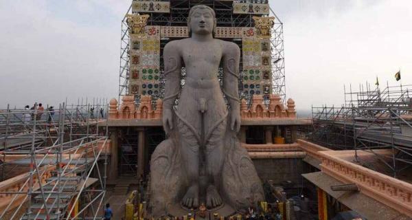 How huge is 88th Mahamastakabhisheka - Shravanabelagola 2018 Image