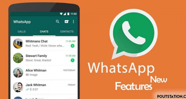 Whatsapp new update and features - delete message after 7 minutes Image