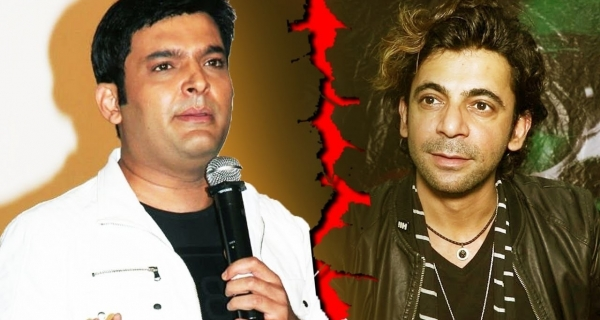 Kapil  Sharma vs Sunil Grover (Round 2) Image