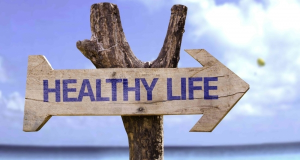 TIPS FOR A HEALTHIER HAPPY LIFE Image
