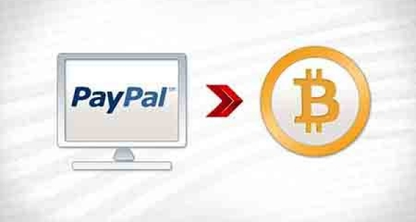 Paypal accepting bitcoin(Cryptocurrencies) - Paypal's new patent may legalize cryptocurrency worldwide Image