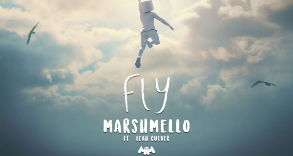 Marshmello feat. Leah Culver  - Fly (Official Music Video) Image