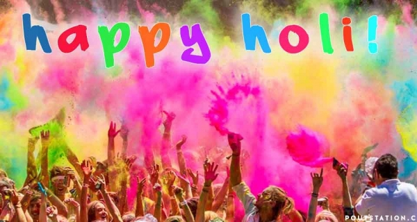 Holi Festival 2018 - Why Holi is India's much awaited festival! Image