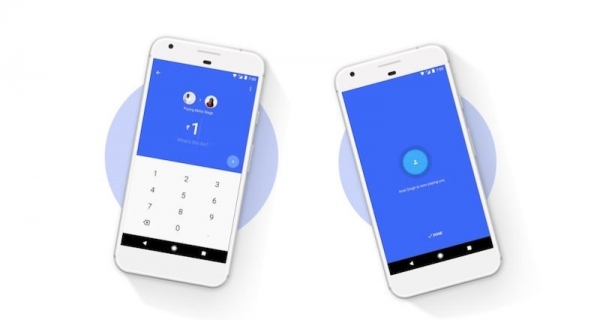 Is Google Tez latest update better then Paytm? - Google Tez New update with chat feature Image