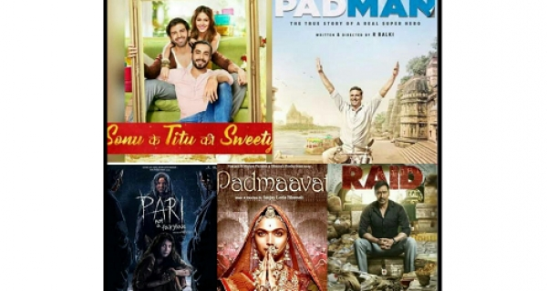 Top five Bollywood openers of 2018 Image