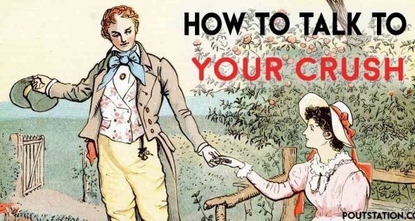 How to talk to your crush - 10 ways to approach your crush Image