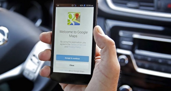 Searching Indian Addresses on Google Maps is made simpler by Google Image