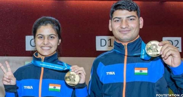 Manu Bhaker - The 16 Year old girl has made the whole India Proud Image