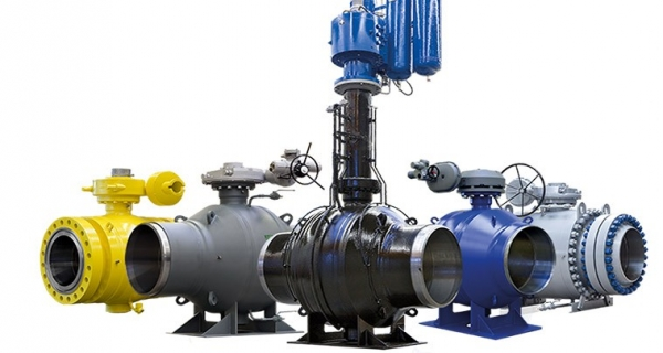 Two Piece Ball Valves Image
