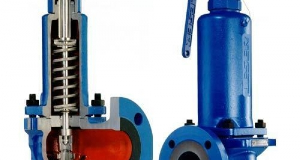 Safety Valves Manufacturers Image