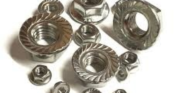 Flange Nuts Manufacturers in India Image