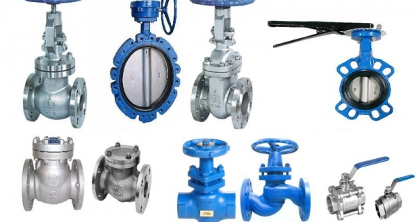 Different type of valves Image