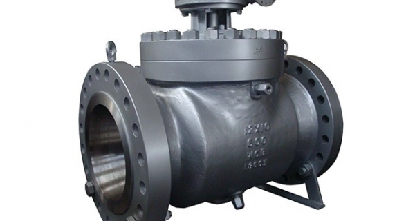 Top Entry Ball Valves in India Image