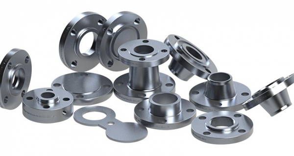 What are the Main Types of Flanges? Image