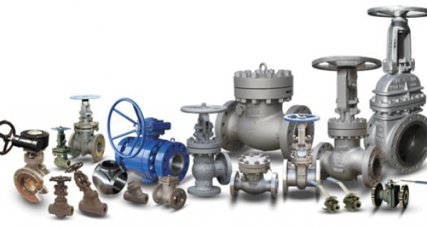 Different applications of Valves in Various Industries Image