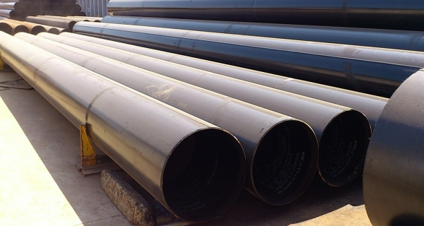 What is carbon steel pipes? Image