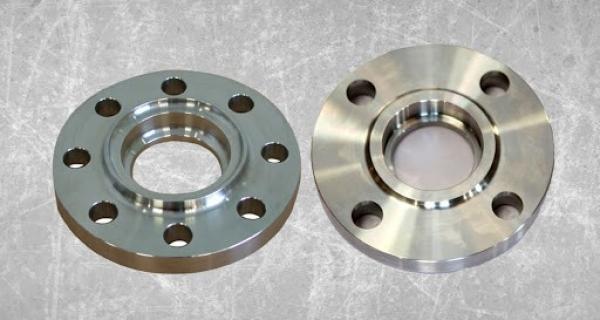 Stainless Steel Socket Weld Flanges Image