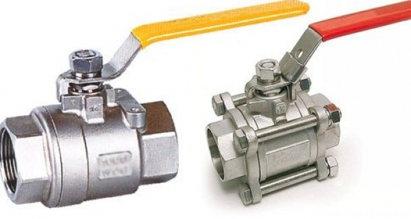 Types of Ball Valves in India Image