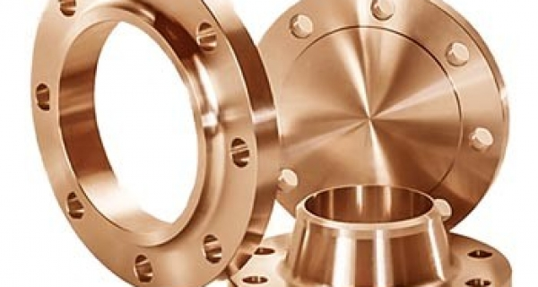 Cupro Nickel Flanges Manufacturer in India Image