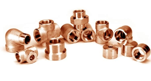 Cupro Nickel Fittings Manufacturers in India Image