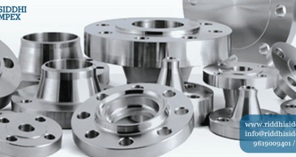 Uses of IBR Approved Flanges Image