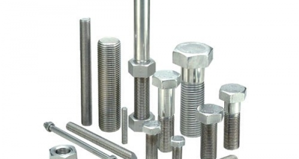 Types of Monel Fasteners Image