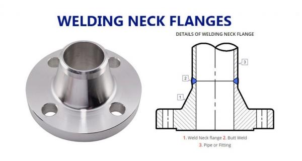 310 Weld Neck Flanges Manufacturer Supplier Dealer In India Image