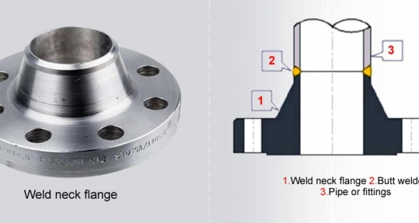 304 Weld Neck Flanges Manufacturer Supplier Dealer In India Image