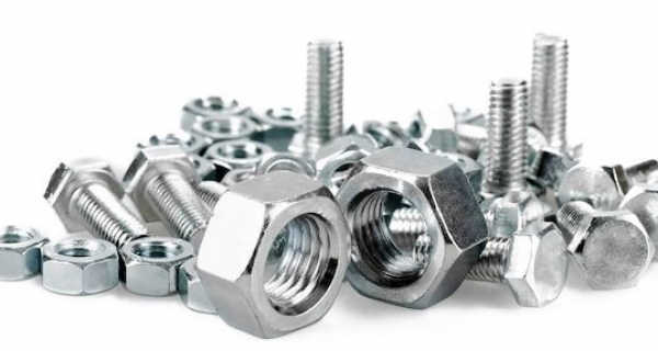 Different types of Monel Fasteners Image