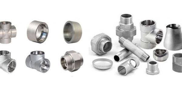 Stainless Steel Forged Fittings - Features, Advantage and Uses Image