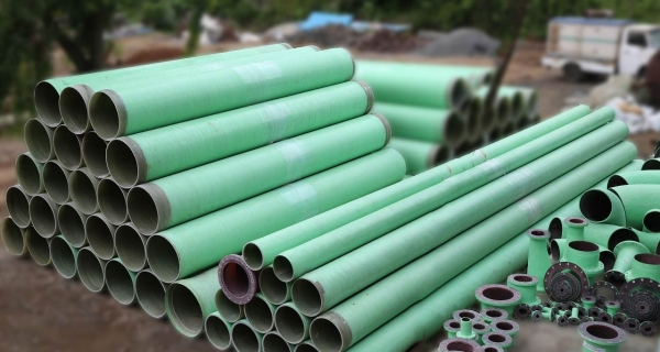 FRP and GRP Pipes – Features, Types And Advantages Image