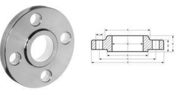 Slip on Flanges - Features, Types and Uses Image