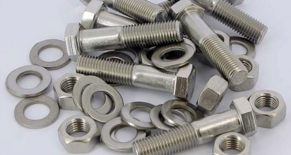 Inconel Bolts Types Image