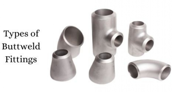 Types of Buttweld Fittings   Buttweld Pipe Fittings Image