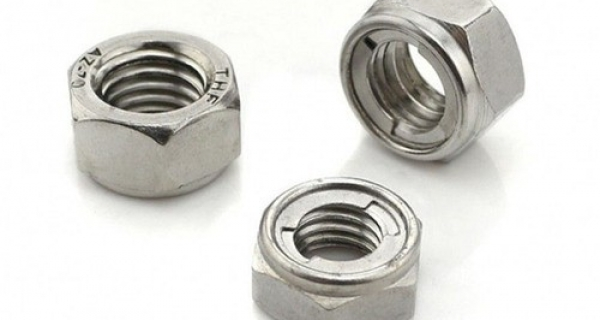Types of Inconel Nuts Fasteners Image
