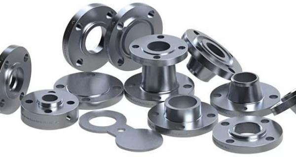 Types Of Metal Flanges Image