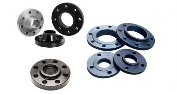 Different types of Carbon Steel Flanges Image